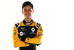 Jack Aitken, Renault Sport F1 Team Test and Reserve Driver
