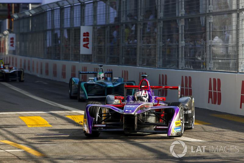 Alex Lynn, DS Virgin Racing, Antonio Felix da Costa, Andretti Formula E Team