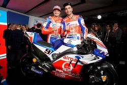 Jack Miller e Danilo Petrucci, Pramac Racing