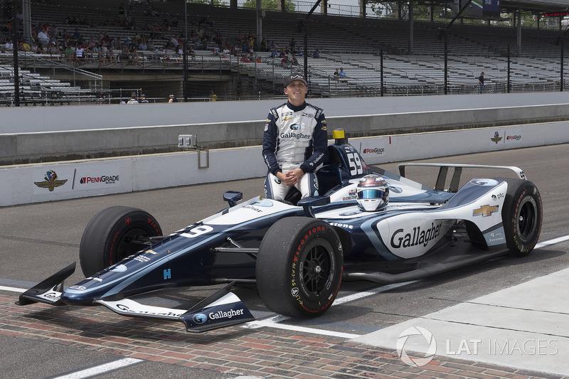 20. Max Chilton, Carlin, Chevrolet