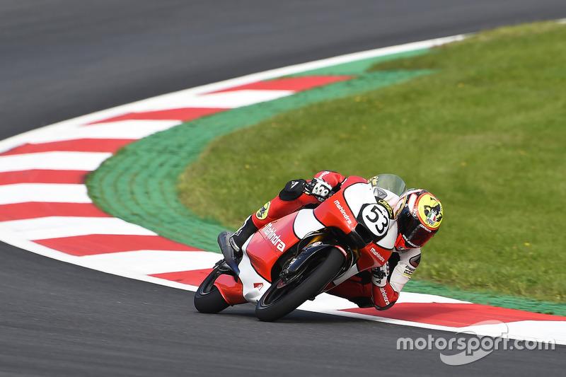 Marco Bezzecchi, Mahindra Racing