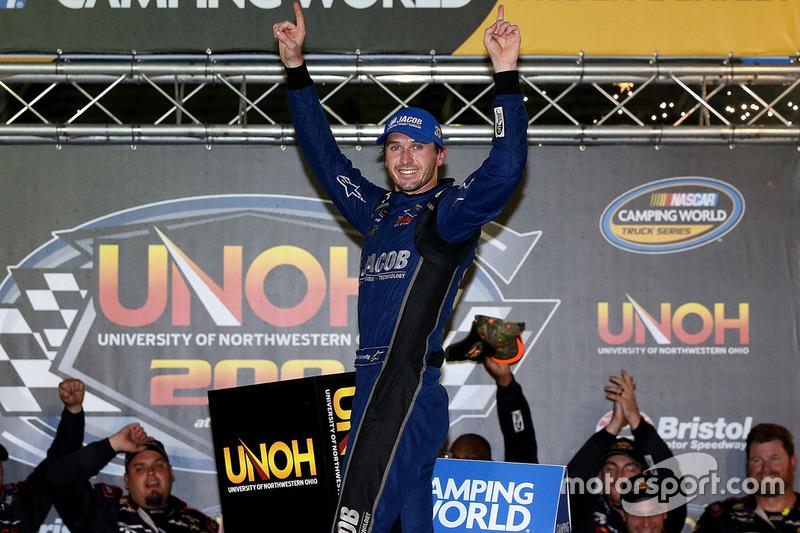 Sieger Ben Kennedy, GMS Racing, Chevrolet