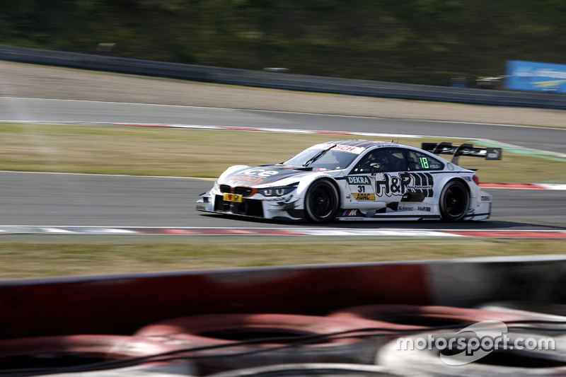 8. Tom Blomqvist, BMW Team RBM, BMW M4 DTM