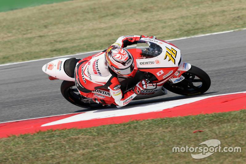 尾野弘樹(Honda Team Asia)