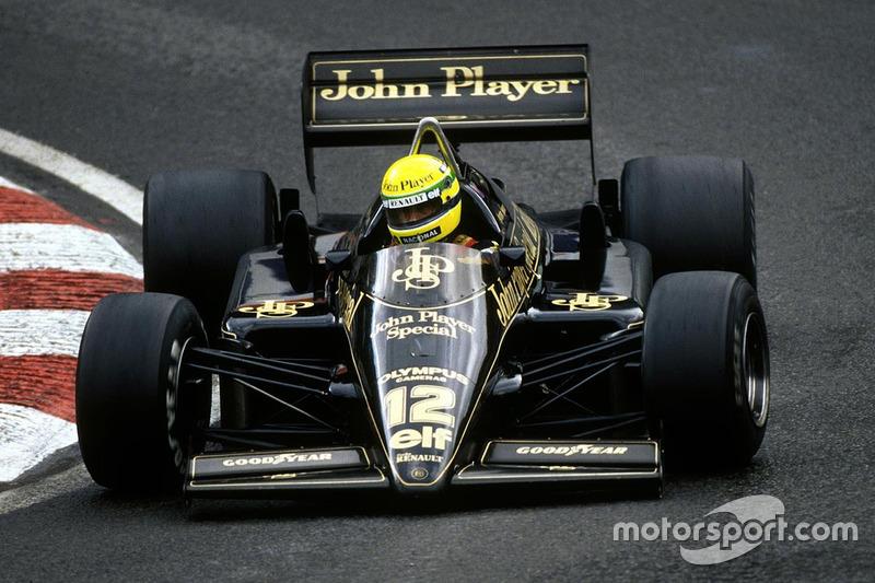 John Player Special & Lotus