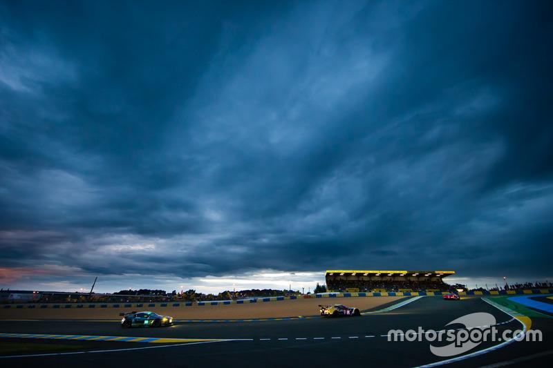 Qualifying am Mittwochabend in Le Mans