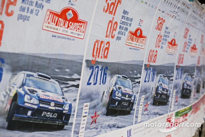 Signs WRC Italia