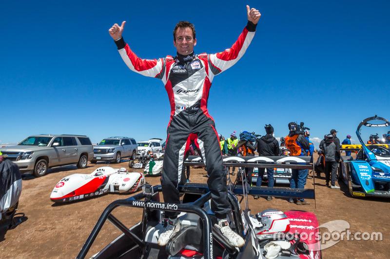 Pemenang #30 Norma M20 RD Limited: Romain Dumas