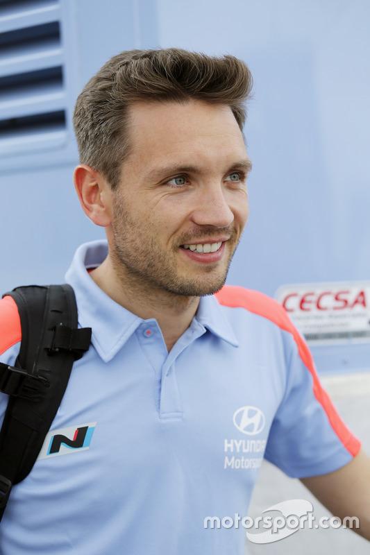 Nicolas Gilsoul, Hyundai i20 WRC, Hyundai Motorsport