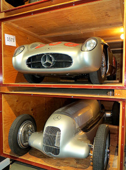 Старовинні машини Mercedes