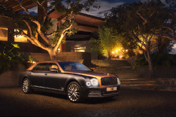 Bentley Mulsanne Carousel