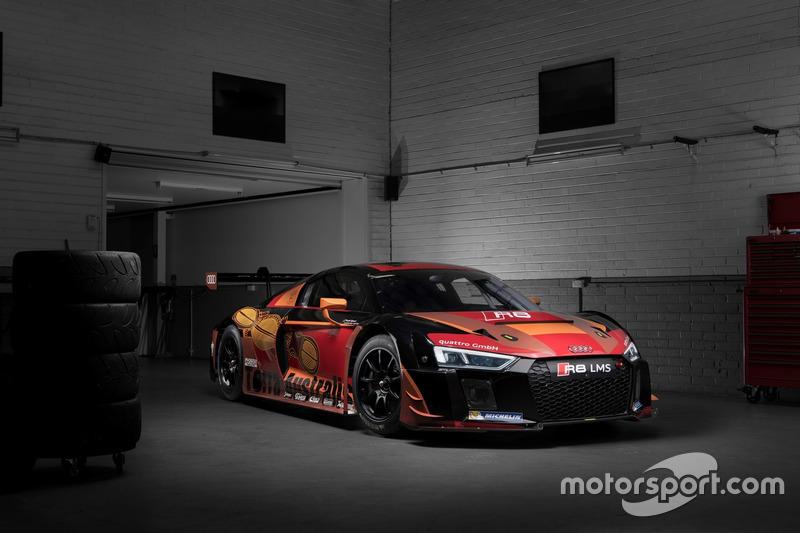 Audi Bathurst 12 Hour livery presentation