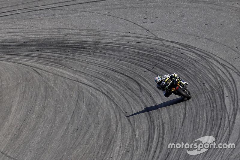 Alex Lowes, Tech 3 Yamaha