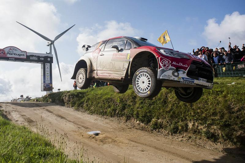 #1: Stéphane Lefebvre, Gabin Moreau (Citroën DS3 WRC)