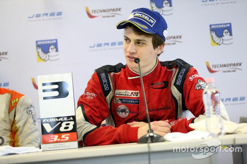 3. Aurélien Panis, Arden Motorsport
