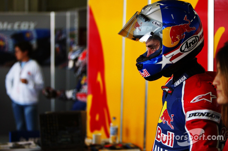 John Hopkins, Red Bull Yamaha WCM
