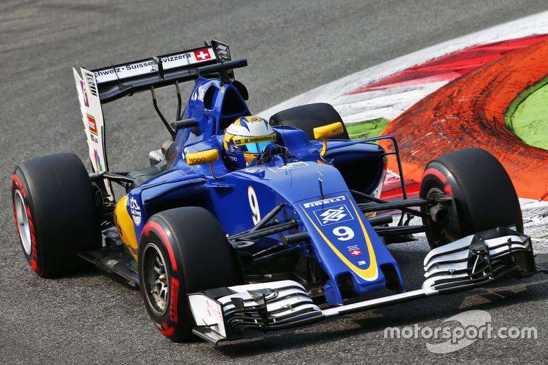 19. Marcus Ericsson, Sauber C35