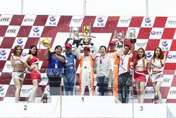 China Cup podium