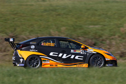 Stéphane Lemeret, Kris Richard, Honda Civic TCR