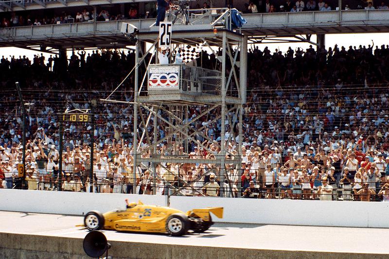 1987 - Al Unser, March/Cosworth