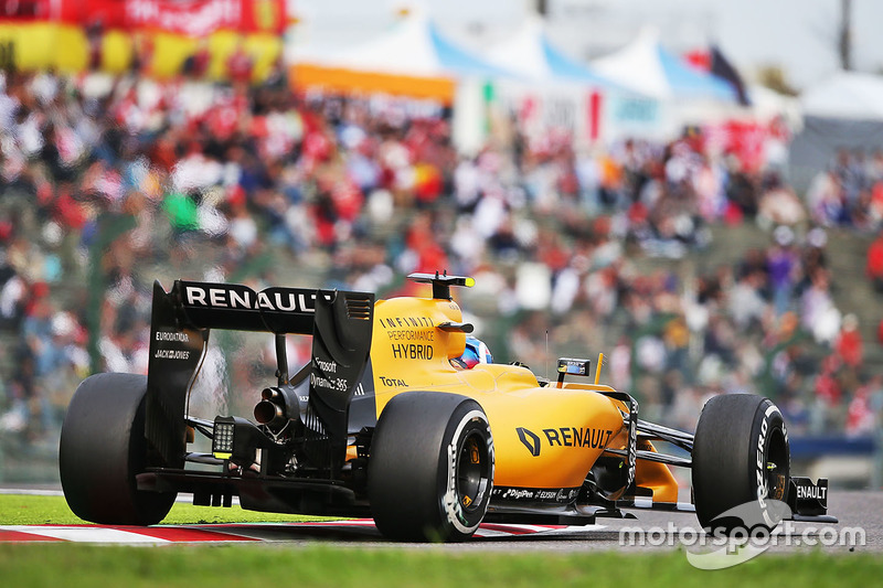 Jolyon Palmer, Renault Sport F1 Team RS16