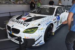 #100 Schubert Motorsport, BMW M6 GT3 die 24 Stunden vom Nürburgring