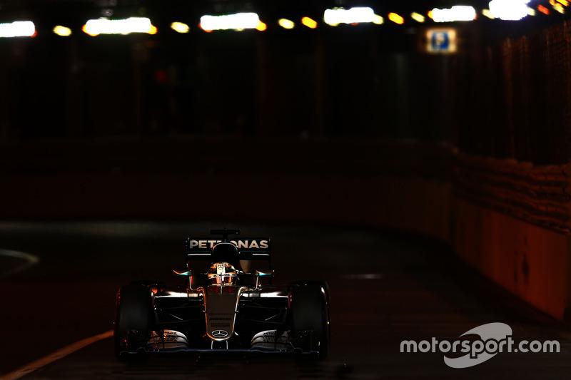 #3: Lewis Hamilton, Mercedes AMG F1 W07 Hybrid