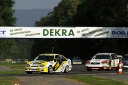 Klaus Niedzwiedz, Opel Omega 3000 24V, vor Hans-Joachim Stuck, Audi V8 quattro