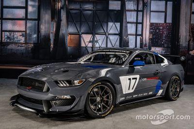 Präsentation: Ford Mustang GT4