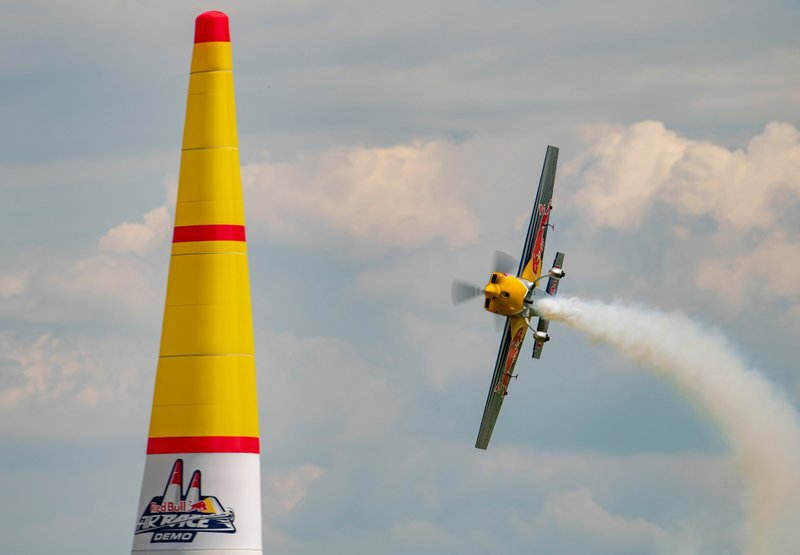 Red Bull Air Race Demo