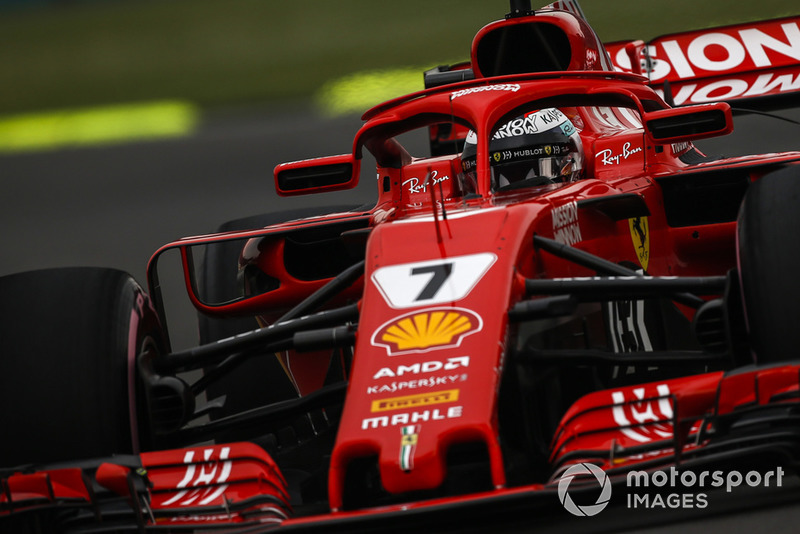 6: Кімі Райкконен, Ferrari SF71H, 1'15.330