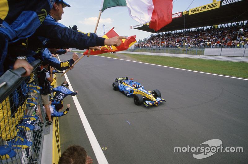 GP Eropa 2005 (Nurburgring)