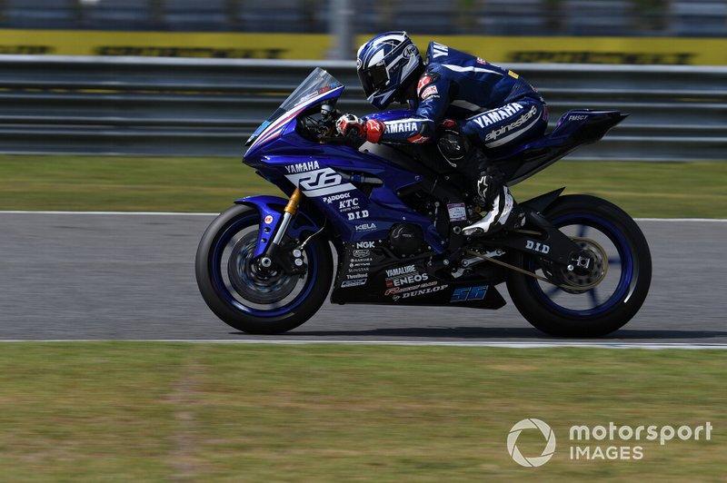 Ratthapong Wilairot, Yamaha Thailand Racing Team