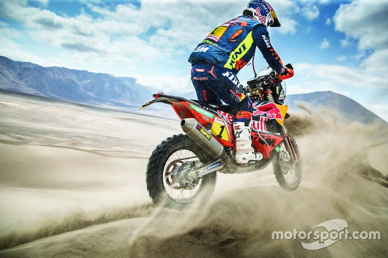 #1 Red Bull KTM Factory Racing KTM: Маттіас Валькнер