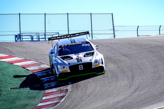 #8 Bentley Team M-Sport Bentley Continental GT3: Vincent Abril, Andy Soucek, Maxime Soulet