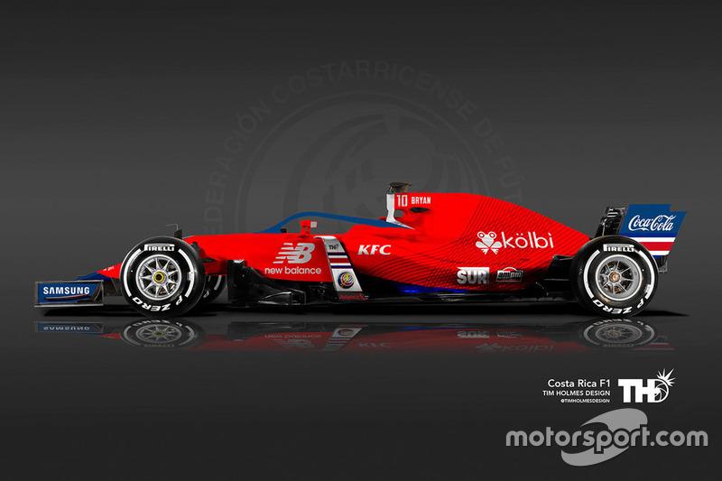 F1 Team Costa Rica
