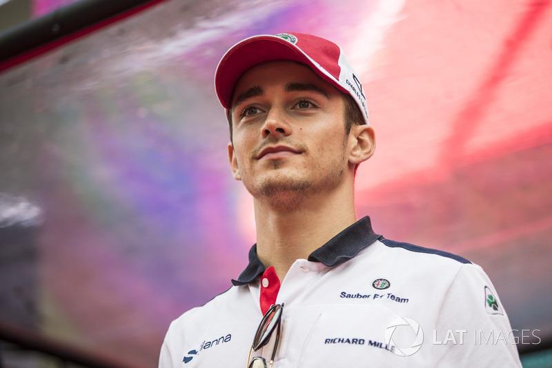 Su buen rendimiento acercó a Leclerc a Ferrari, y su nombre, como anunció Motorsport.com, era el elegido para 2019.