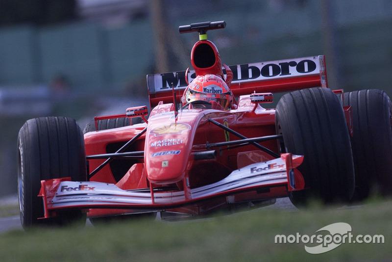53勝目:2001年日本GP