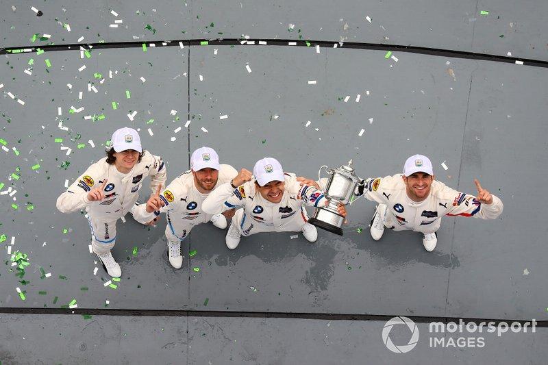 GTLM, #25 BMW Team RLL BMW M8 GTE, GTLM: Augusto Farfus, Connor De Phillippi, Philipp Eng, Colton Herta