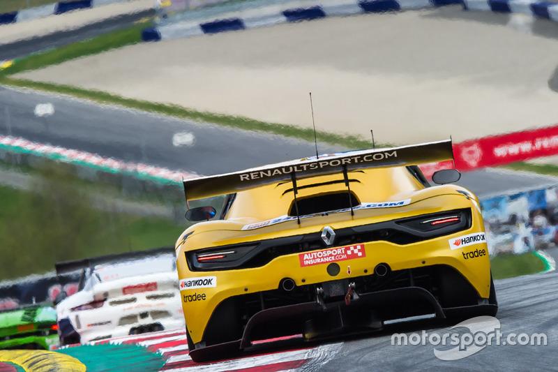#27 GP Extreme Renault RS01 FGT3: Frederic Fatien, Jordan Grogor, Bassam Kronfli