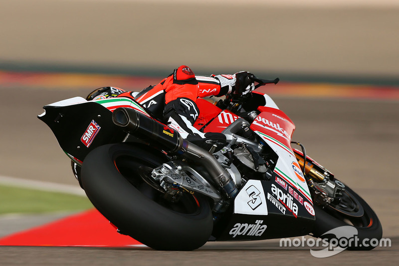 Julian Simon, Milwaukee Aprilia World Superbike Team