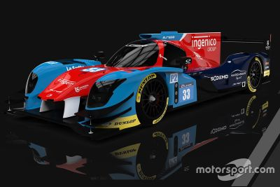 Eurasia Motorsport announcement