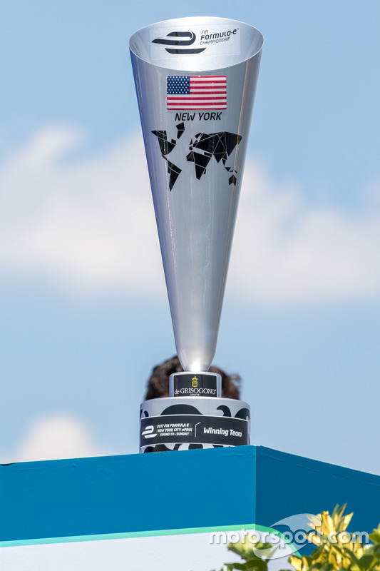 Trofeo del ePrix Nueva York