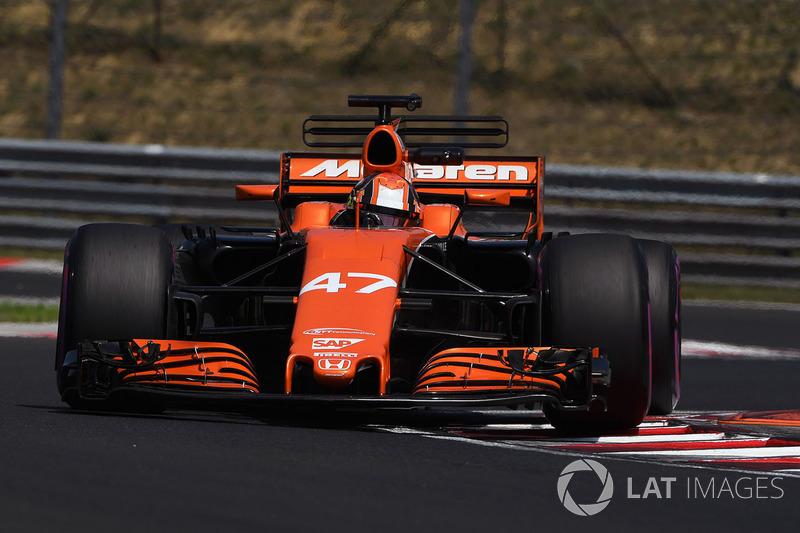 Ландо Норріс, McLaren MCL32
