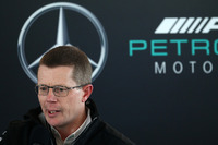 Andy Cowell, High Performance Powertrains Direktörü,  Mercedes AMG F1