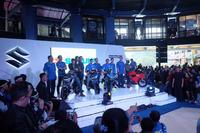 Launching Suzuki GSX-R150 dan GSX-S150
