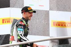Podium: 2. Jonathan Rea, Kawasaki Racing