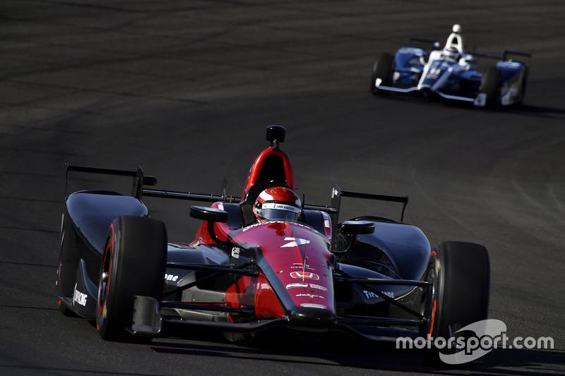 #7 Mikhail Aleshin, SMP Racing / Honda