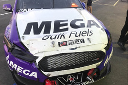 Jason Bright, Prodrive Racing Australia Ford, Auto nach Unfall