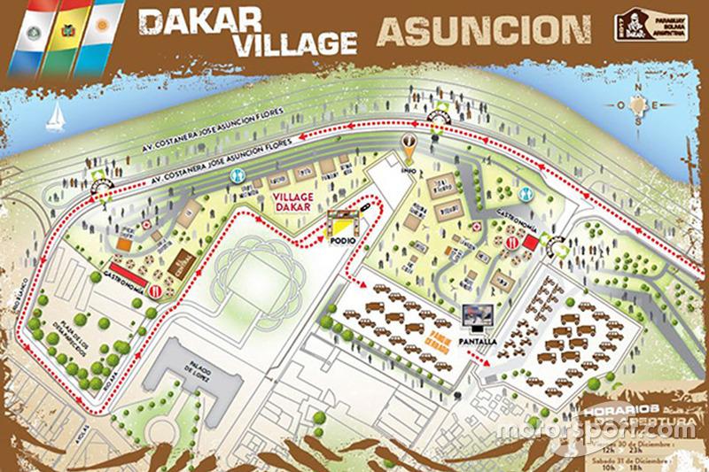 Aldea Asunción Dakar